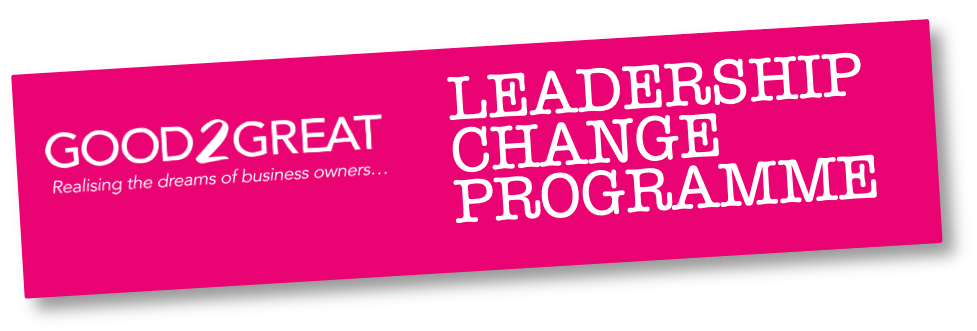 LEADERSHIP DRIVEN CHANGE PROGRAMME