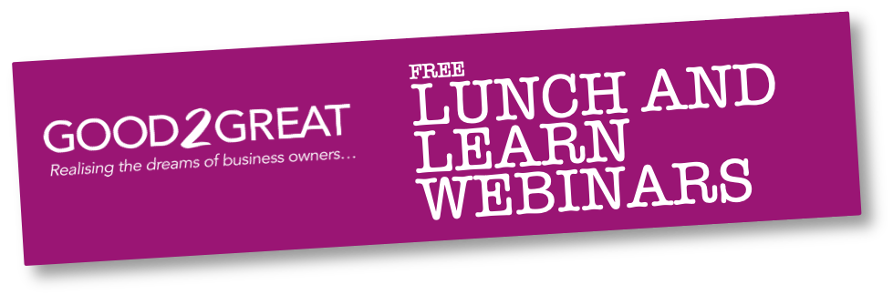 free lunch and learn webinars