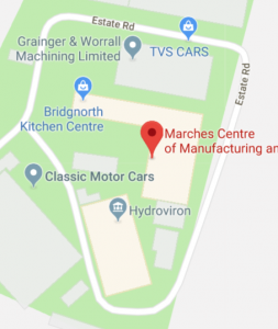 Marches Centre of Manufacturing and Technology, Bridgnorth