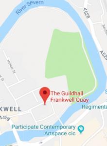 University Centre, Guild Hall, Shrewsbury