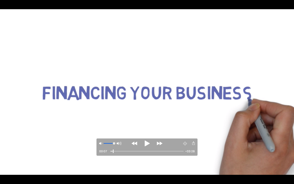 Financing your new business