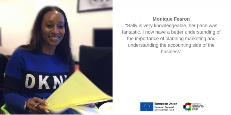 Sally is very knowledgeable, her pace was fantastic. I now have a better understanding of the importance of planning marketing and understanding the accounting side of the business