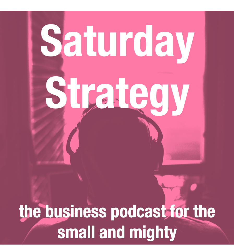 Saturday Strategy Podcast