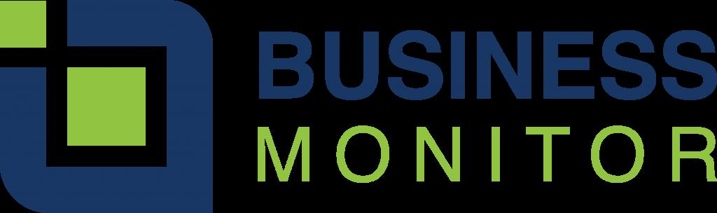 business monitor app logo