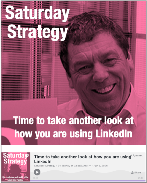 Ian Preston – Time to take another look at how you are using LinkedIn